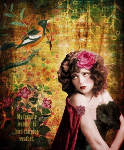 Clara Bow and the Bird web 247x300 Clara Bow And The Bird