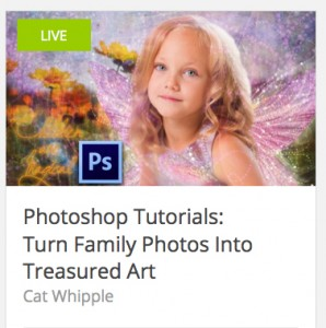 Photoshop Tutorials: Turn Family Photos Into Treasured Art