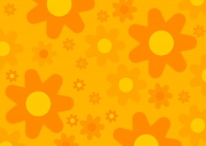 photoshop texture yellow flowers 300x212 Photoshop Texture: Create 4 Photoshop Textures from 2