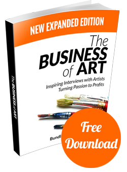 Free ebook: Inspiring Interviews with Artist!