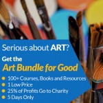 100+ Art Courses for One Low Price